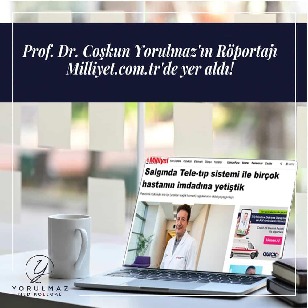 Prof. Dr. Coşkun Yorulmaz