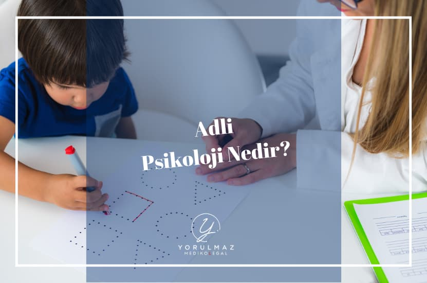 Adli Psikoloji nedir?