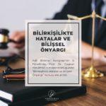 """Adli Bilimler Kongresi'nin 5. Panelinde, Prof. Dr. Coşkun Yorulmaz'ın moderatörlüğünde; """"Bilirkişilikte Hatalar ve Bilişsel Önyargı"""" konusu ele alındı."""
